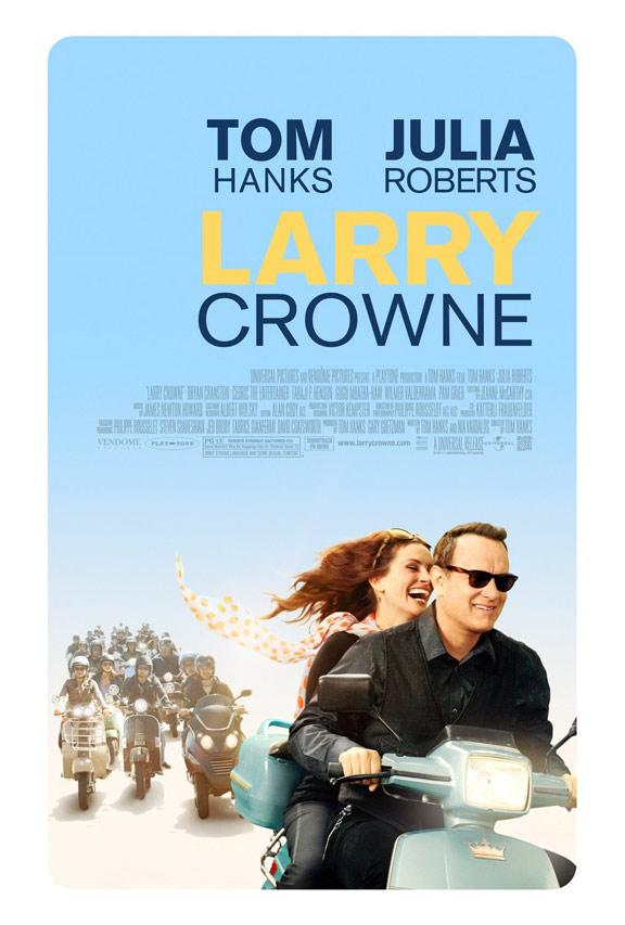 """오랜만에 톰 행크스 나오는 영화, """"Larry Crowne"""" .."""