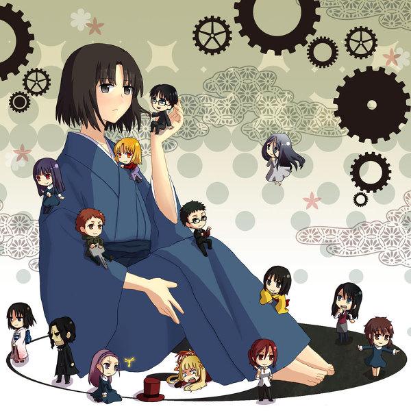 타입문 OVA 카니발·판타즘 오프닝,PV