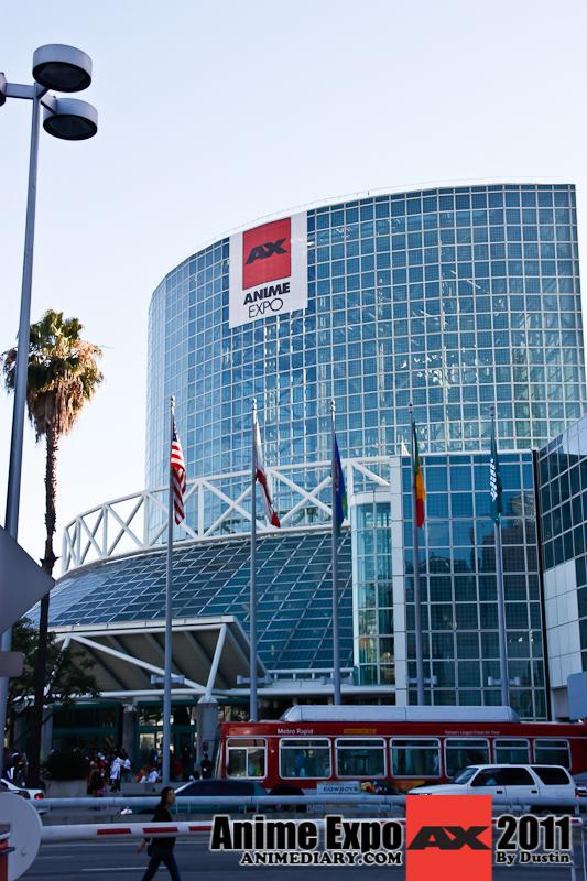 [후기] Anime Expo 2011 - 미국 최대의 애니메이션..