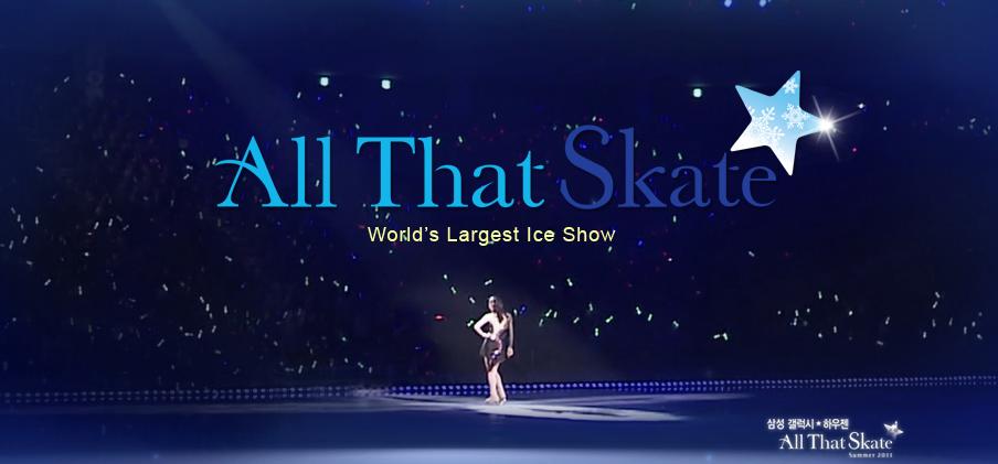 2011 ATTS 올댓스케이트써머 아이스쇼 (연아쇼)