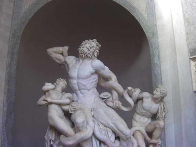 스노우 씨의 거주지 : 바티칸: 바티칸 박물관 (일정 2일차)