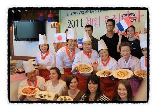 2011 해외 요리강사 업그레이드 교육사업 수료식