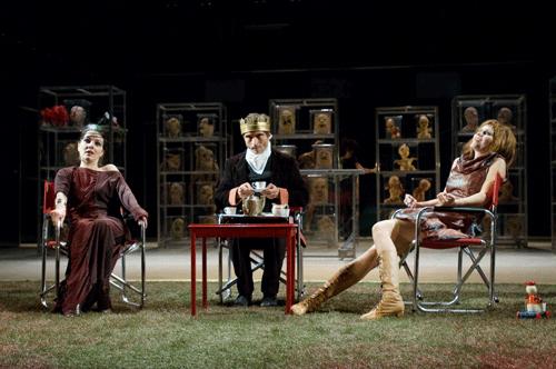 셰익스피어 프로젝트 (22)- 악인 리처드왕의 광기