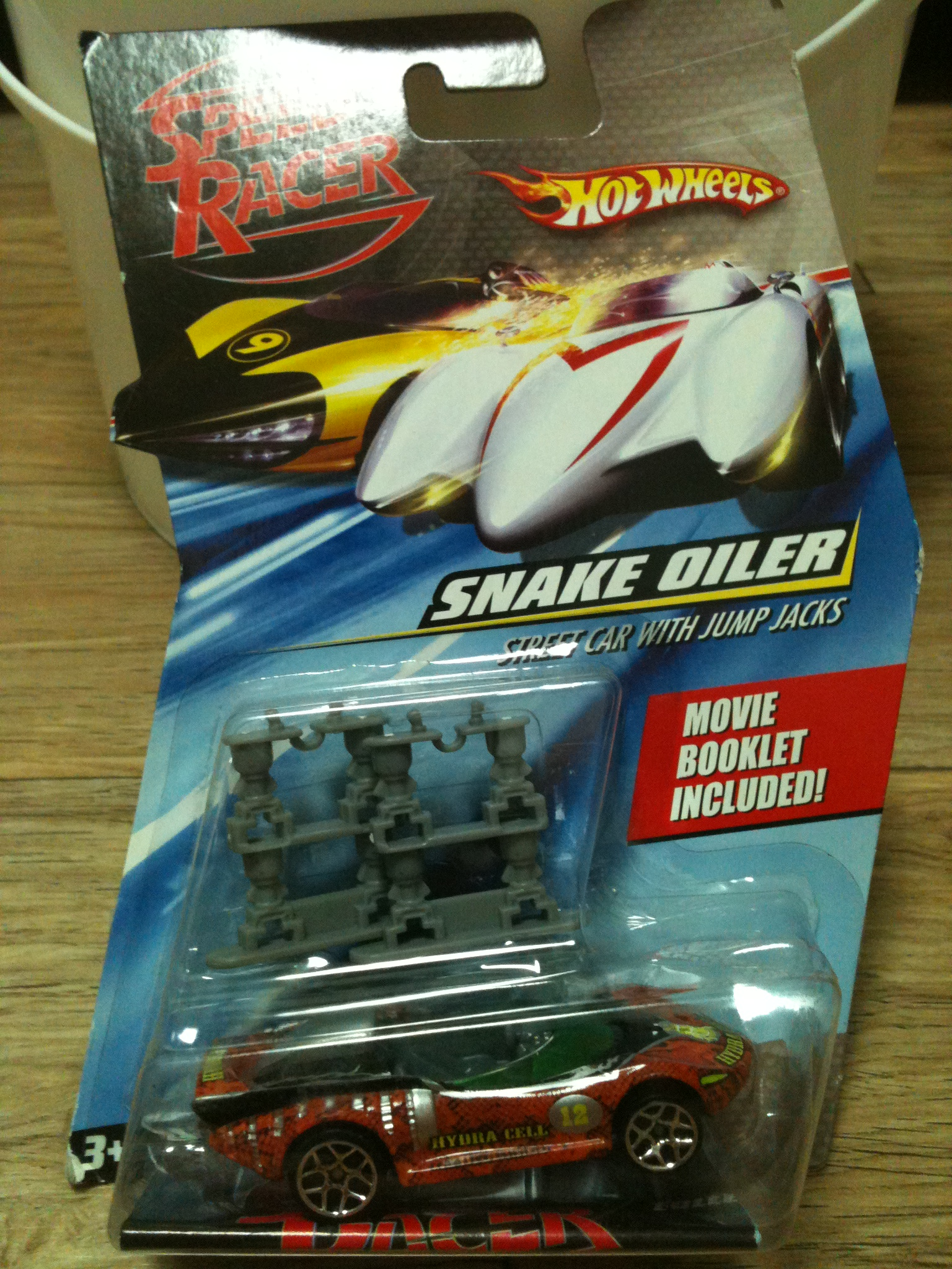 Speed Racer - Snake Oiler - Street Car with J..