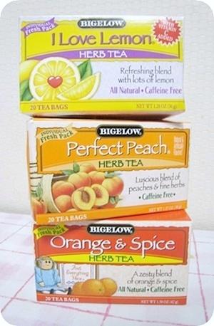 [아이허브] Bigelow Orange & Spice 카페인 프..