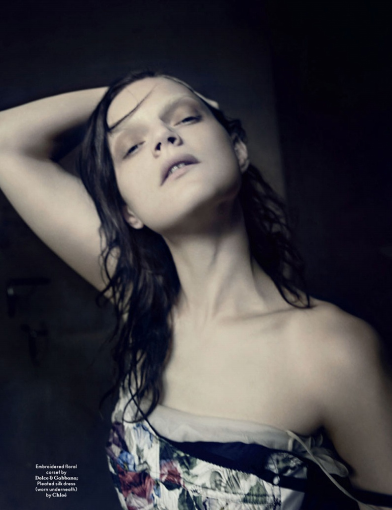 PAOLO ROVERSI with ANOTHER MAGAZINE