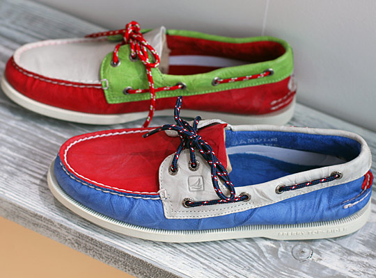 - Sperry Top-Sider 'Vibrant' Boat Shoes ..