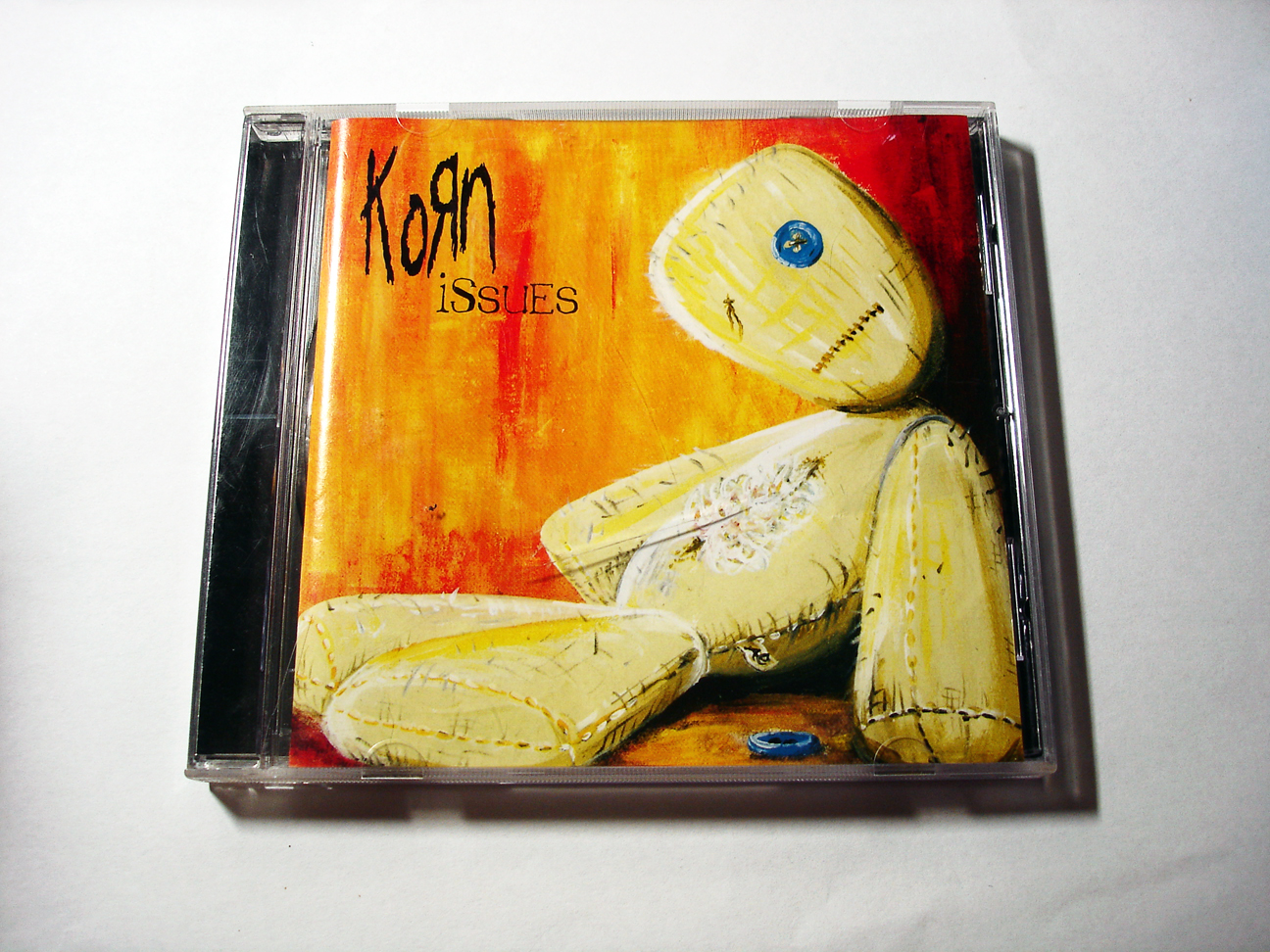 (album) Issues - Korn