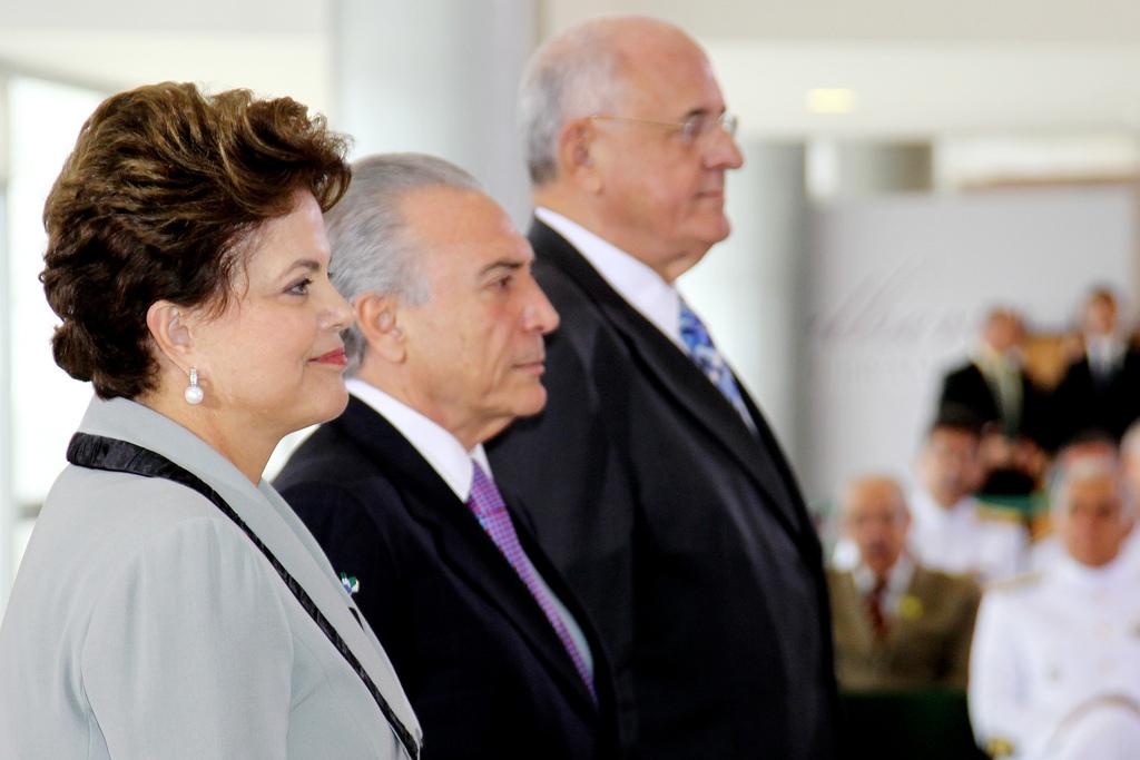 국방장관을 교체한 브라질 정부