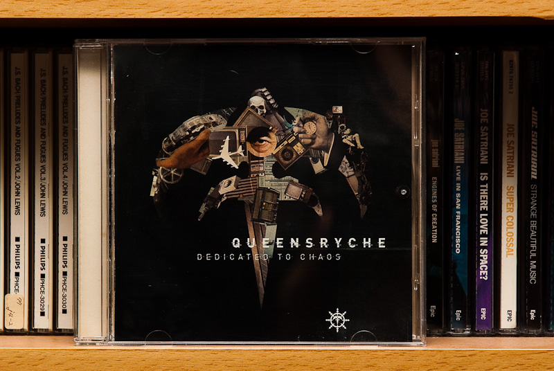 Dedicated To Chaos - Queensryche / 2011