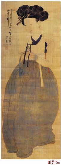 혜원 신윤복의 풍속화로 보는 조선시대 모습