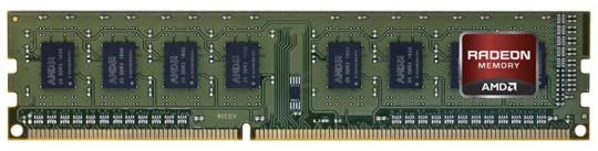 라데온 브랜드로 PC 메모리 사업에 진출한 AMD