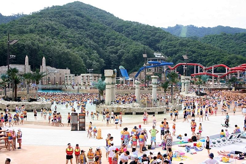 가족여행으로 즐겼던 신나는 물놀이&여름 물놀이
