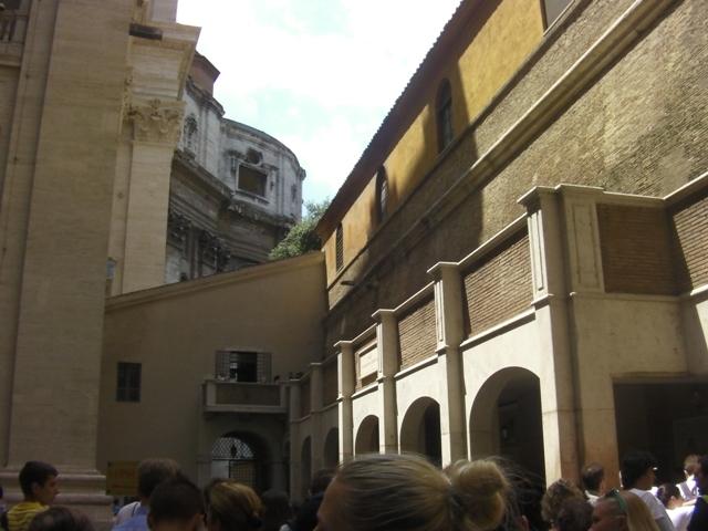 바티칸: 성 베드로 성당 재방문 (일정 4일차)