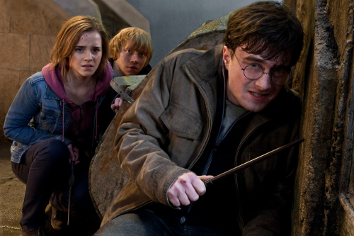 해리 포터와 죽음의 성물 2 (Harry Potter And Th..