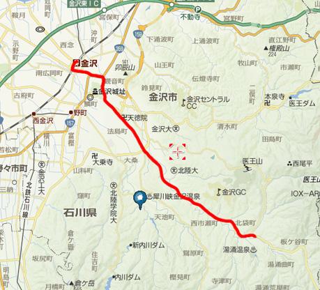중부지방 여행기 - 7 카나자와, 유와쿠 온천.