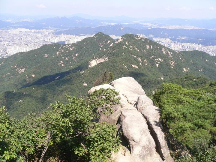 수락산(水落山) 등산