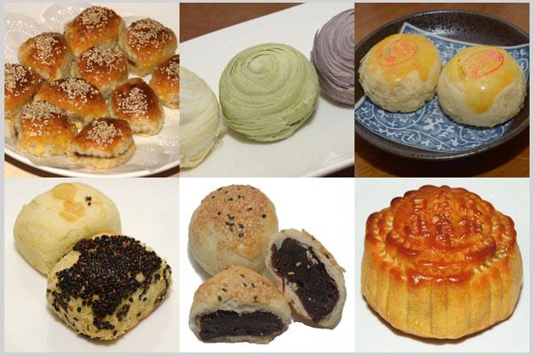 중국의 과자류들 - Chinese sweets