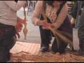 청원생명축제 새끼꼬기체험
