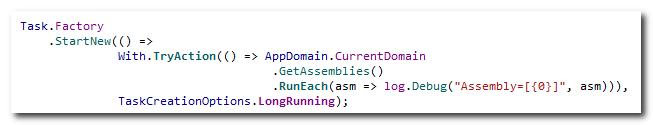 ASP.NET HttpApplication 관련 성능 개선 TIP
