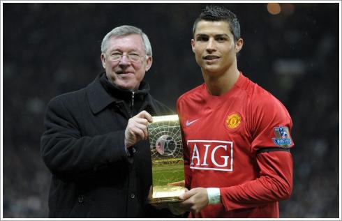 하늘운동이 분석한 C.Ronaldo!!