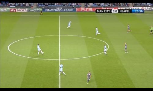 챔피언스리그 Mancity vs Napoli 분석 (부제: ..