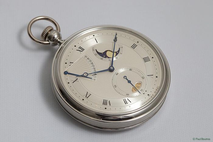 오토매틱 회중 시계