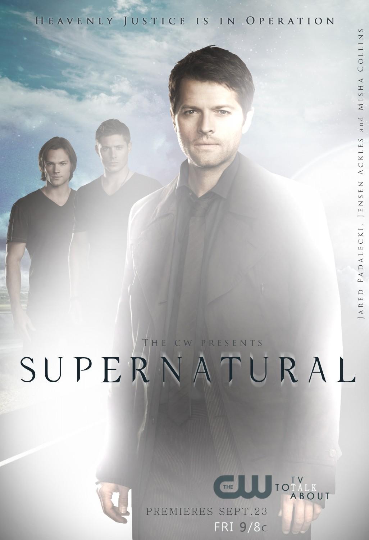 <수퍼내추럴> 시즌 7 포스터