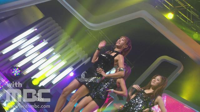 [쇼음악중심276회]지나<G.NA> 노래하면서 예..