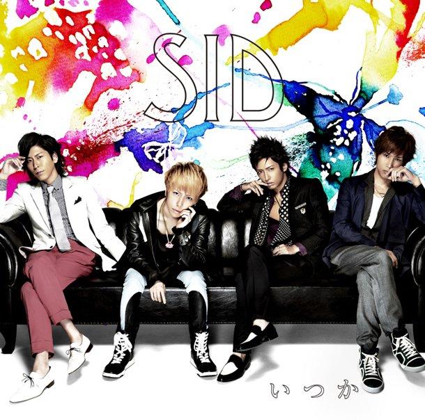 [J-Album] SID(シド) - 언젠가(いつか)