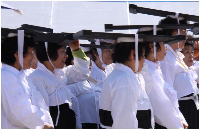 [합천여행]  2011대장경천년세계문화축전을 참석..