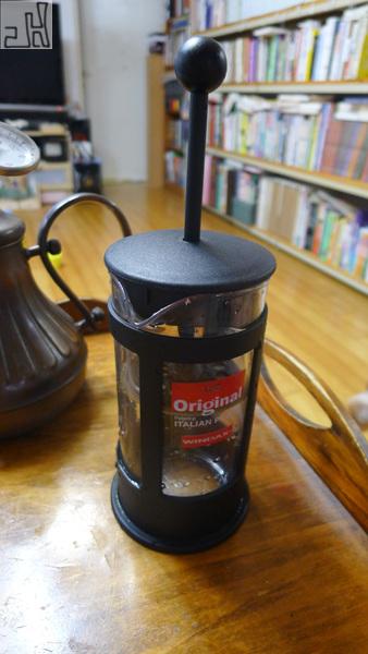커피 - 프렌치 프레스