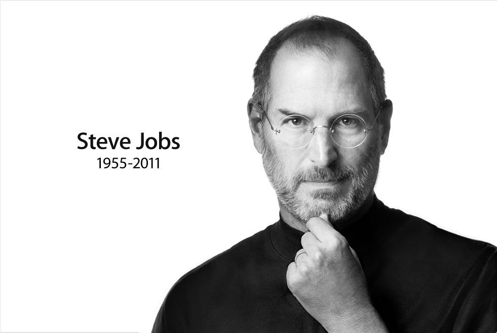 스티브 잡스가 죽었습니다.......