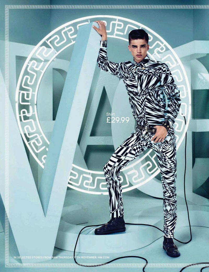 VERSACE for H&M