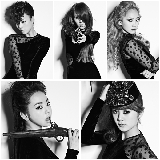 Comeback!! Wonder Girls release their concep..