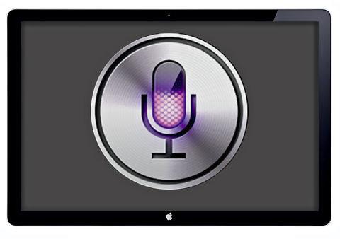 애플의 TV, Siri탑재?
