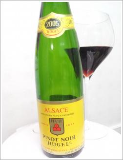 Hugel & Fils, Pinot Noir 2005