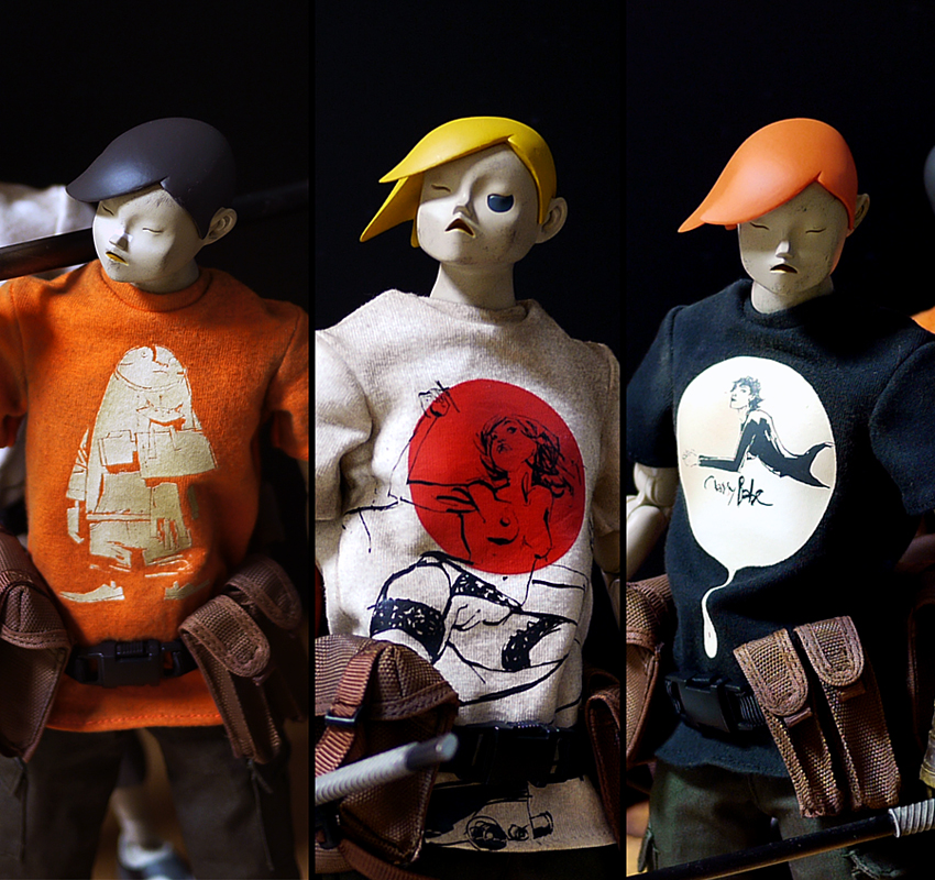 3A (threeA) - Tomorrow King Yoji, Hideo..
