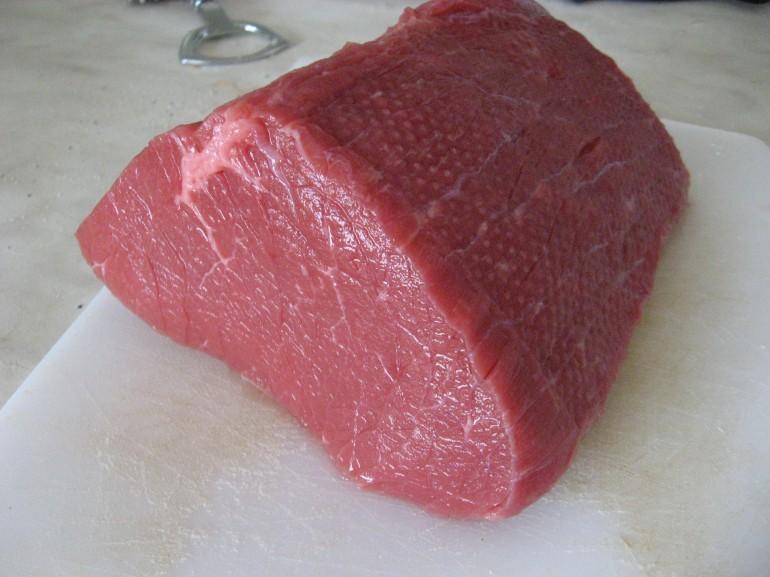 34만 5000달러의 쇠고기?