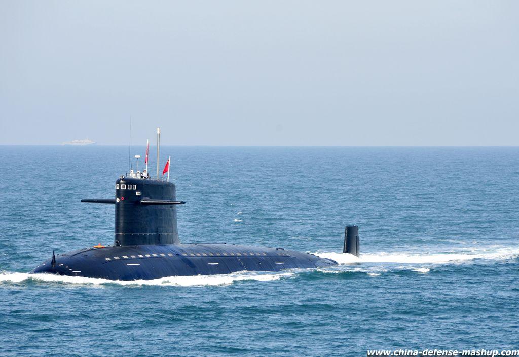 중국 2020년까지 잠수함 30척 추가 건조