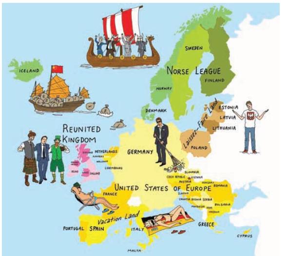 """니알 퍼거슨.""""2021년,독일이 유럽을 지배했을 때""""(1)"""