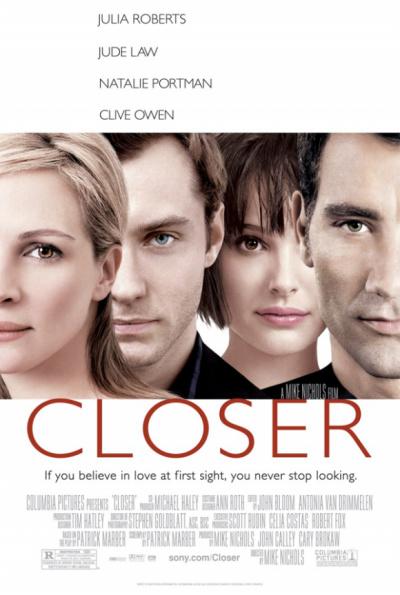 클로저, Closer, 2004