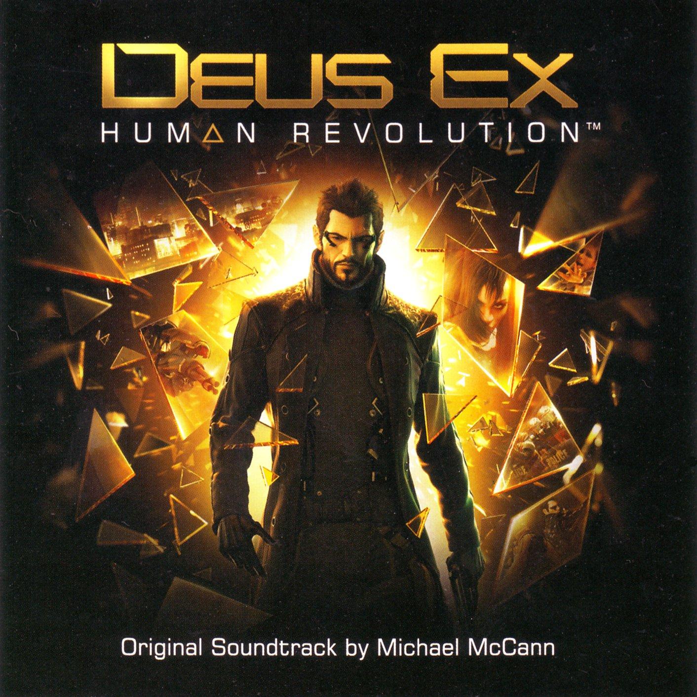 Deus Ex Human Revolution Original Soundtr..