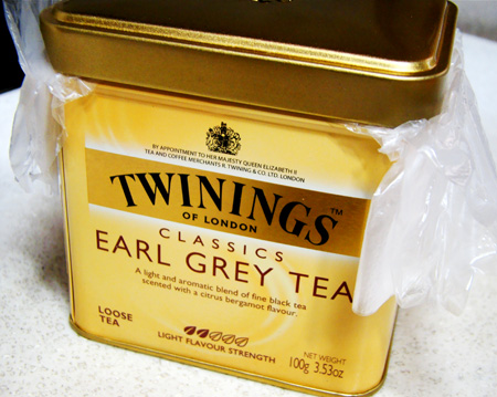 Twinings - Earl Grey Latte