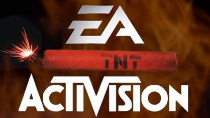 美법원이 액티비전에서 EA를 상대로한 4억달러 소..