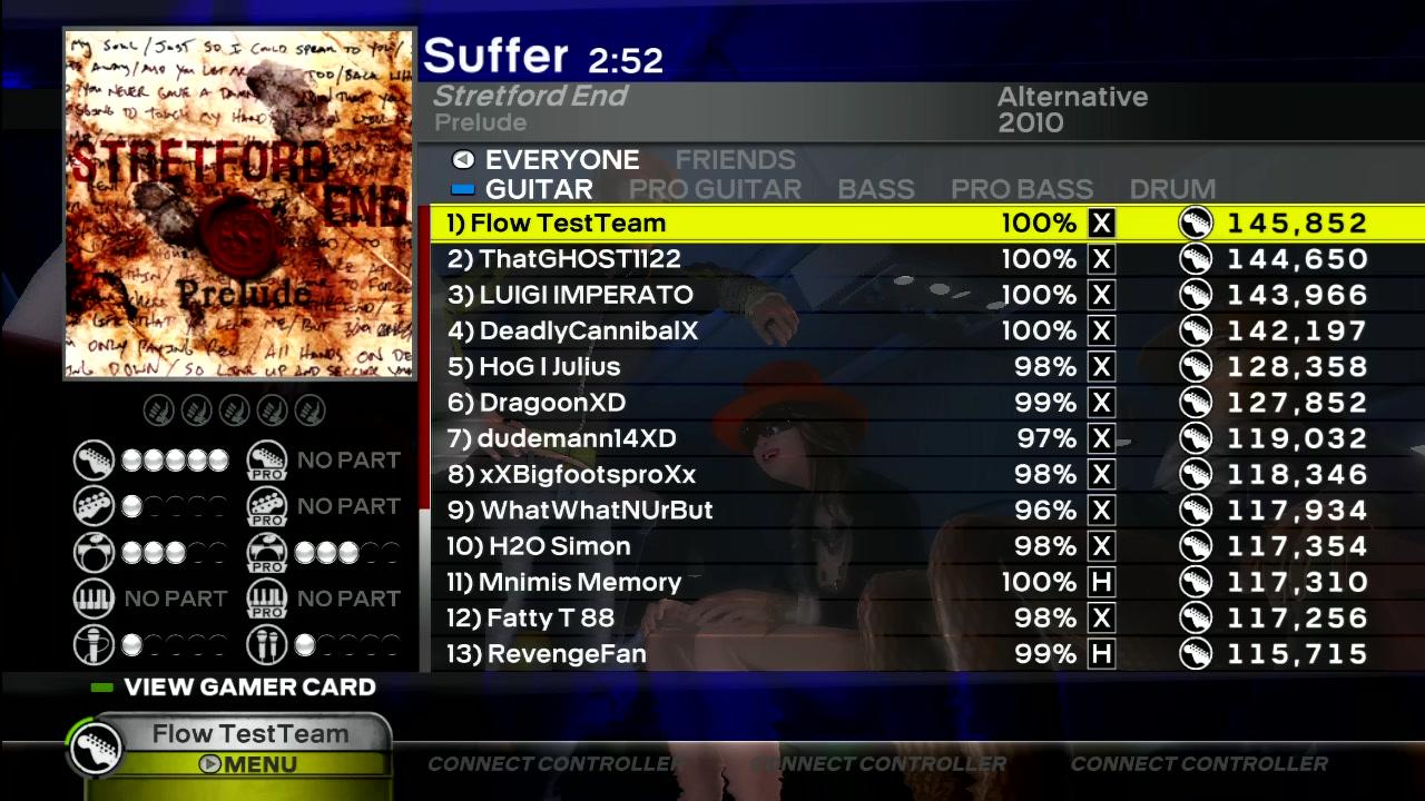 한규환의 세계 1위곡 208번째 !! Suffer 146K