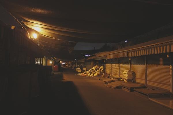 스냅샷 - 夜시장