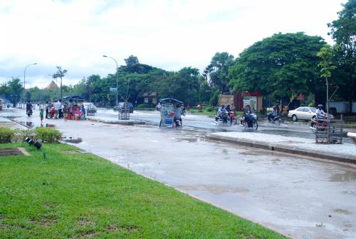 2011년 10월 17일 캄보디아 여행기 6탄 - Pub Street와..