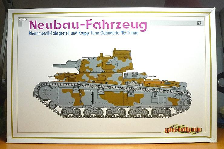 NeubauFahrzeug Nr.2  (  cyber-hobby  1/3..