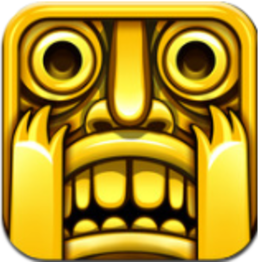 [iPad/iPhone Game] Temple Run. 간단하지..